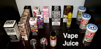 Vape Juice in Pearland, Texas