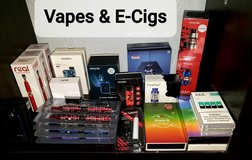 Vapes & E-Cigs & Tanks & Mods & Batteries in Pearland, Texas