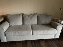 Sofa (5 months old) in Travis AFB, California