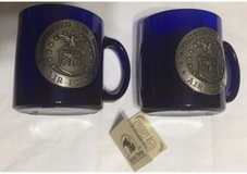 New Heritage Fine Pewter Air Force Coffee Cups in Byron, Georgia