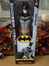 DC Comics Batman Missions 12-inch True-Moves Batman Figure in Joliet, Illinois