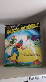 Buck Rogers Popup Book in 29 Palms, California