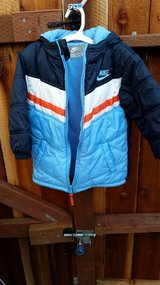 Warm and cozy fleece lined child's coat 5 in Travis AFB, California