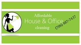 ***LICENSED***-House cleaning service- German operated in Fort Benning, Georgia