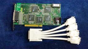 COLORGRAPHIC PC-602184-R8 Evolution 4 PCI Video Card - X-LISTED in Orland Park, Illinois