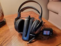 Sony Wireless Headphones with Transmitting base in Westmont, Illinois