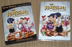 The Flintstones Complete Sixth Season DVD 4 Disc Box Set 26 Episodes in Yorkville, Illinois