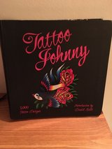 TATTOO JOHNNY TATTOO BOOK in Lakenheath, UK