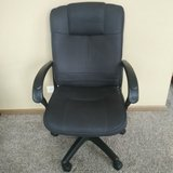 Computer Office Chair Executive Airseat Lumbar Support Excellent Condition in Westmont, Illinois