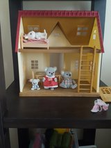 Calico Critters Cottage in Joliet, Illinois