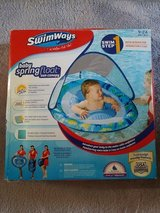 BRAND NEW! Swimways Baby Spring Float w/ Sun Canopy in Fort Campbell, Kentucky