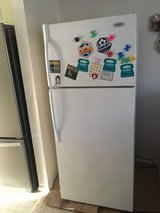 Whirlpool refrigerator in Beaufort, South Carolina