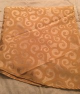 Gold TableCloth and 5 Napkins in Westmont, Illinois