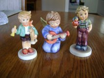 Hummel Club Figurines 3 pieces in Toms River, New Jersey