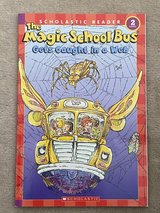 Magic School Bus Gets Caught in a Web in Okinawa, Japan
