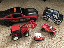 Lot of Toy Vehicles in Travis AFB, California
