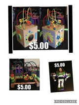 $5.00 toddler toys in Orland Park, Illinois