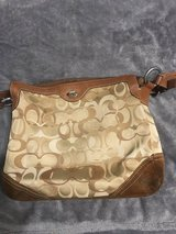 Authentic Vintage Coach Purse in St. Charles, Illinois