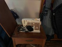 Singer Sewing Machine Touch and sew/Zig Zag Model # 758 with cabinet in Fort Knox, Kentucky