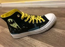 converse Batman 80th anniversary chucks in Okinawa, Japan