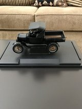Ford Model-T Replica on Plastic Display Base in Yorkville, Illinois