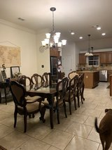 8 chair Dining table in Camp Pendleton, California