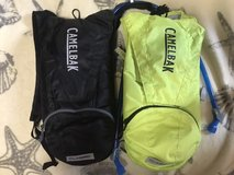 2 Classic Camelbaks Excellent Condition in Okinawa, Japan