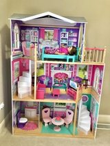 Doll house for American girl in Westmont, Illinois