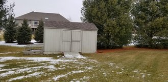 Free Shed in Joliet, Illinois