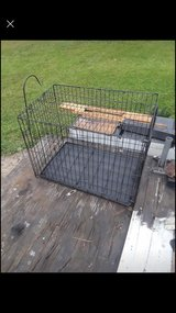 lg wire dog cage in Leesville, Louisiana
