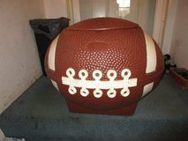 LITTLE TYKES FOOTBALL TOY BOX in Joliet, Illinois
