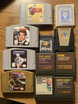 Atari Video Games in Westmont, Illinois