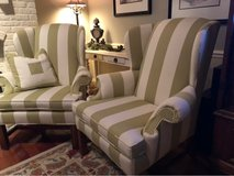 2 Custom Upholstered Chairs in Westmont, Illinois