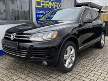 2013 VOLKSWAGEN TOUAREG AWD in Ramstein, Germany
