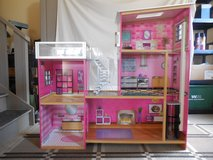 "KidKraft ""Mansion"" LARGE Doll House w/Furniture - Very Good Condition in Yorkville, Illinois"
