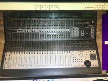 Pro Tools Digidesign Focusrite MC124 control 24 channel mixing console board in Alamogordo, New Mexico
