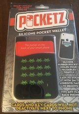 Silicone Pocket Wallet in Plainfield, Illinois