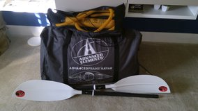 Advanced Element Single person Kayak in Travis AFB, California