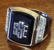 RING - CHEVROLET SSE (Society Of Sales Executives) Manager's Award Ring in Joliet, Illinois