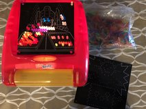 Lite Brite set in Travis AFB, California