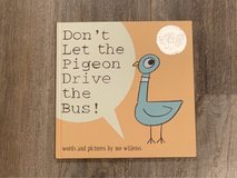 LIKE NEW - Don't Let the Pigeon Drive the Bus hardcover book. By Mo Willems in Westmont, Illinois