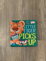 NEW - Little Tiger Picks Up Board Book. By Michael Dahl. Hello Genius Series. in Westmont, Illinois