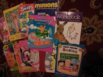 Coloring and Activity Books Lot in Naperville, Illinois