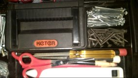 Toolbox Full of Great Tools (over 25 Pcs) in Houston, Texas