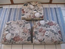 3 Lloyd Flanders Seat Cushions in Chicago, Illinois