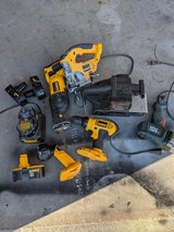 Cordless DeWALT tools in Fort Leonard Wood, Missouri