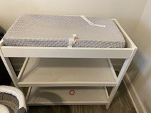 Changing table with pad in Camp Pendleton, California
