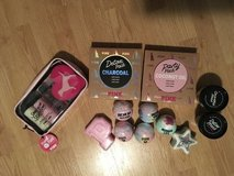 Pink bath bomb, lotion, wash & more in Naperville, Illinois