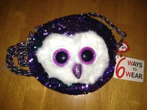 Kids TY Beanie Boo Owl Sequin Purse in Naperville, Illinois