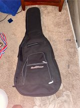 electric guitar case in Kingwood, Texas